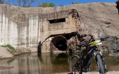 A la découverte du barrage de Malpasset